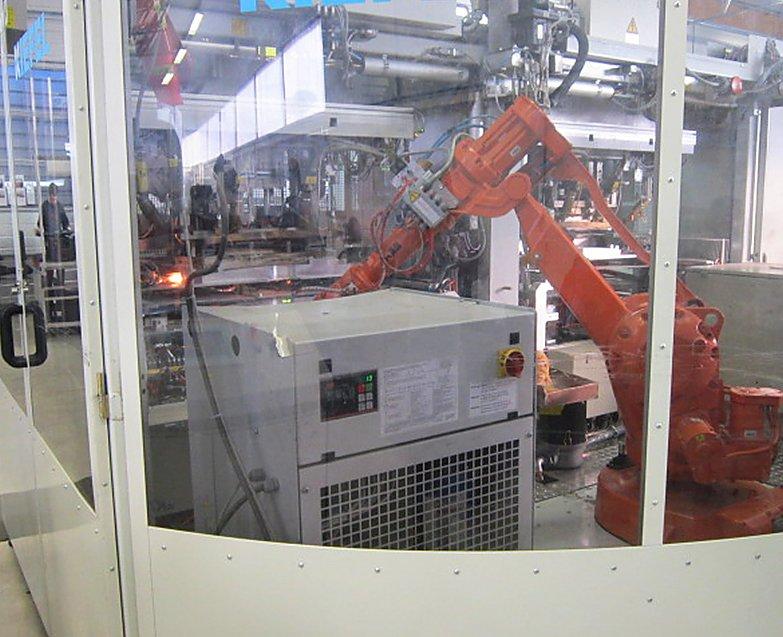 automotive výroba